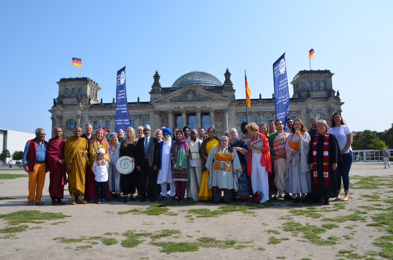 Pressefoto Brandenburger Tor 2018