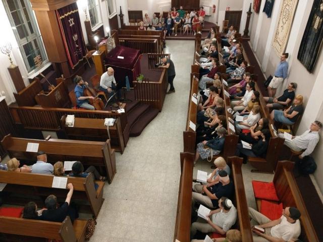 Synagoge Fraenkelufer