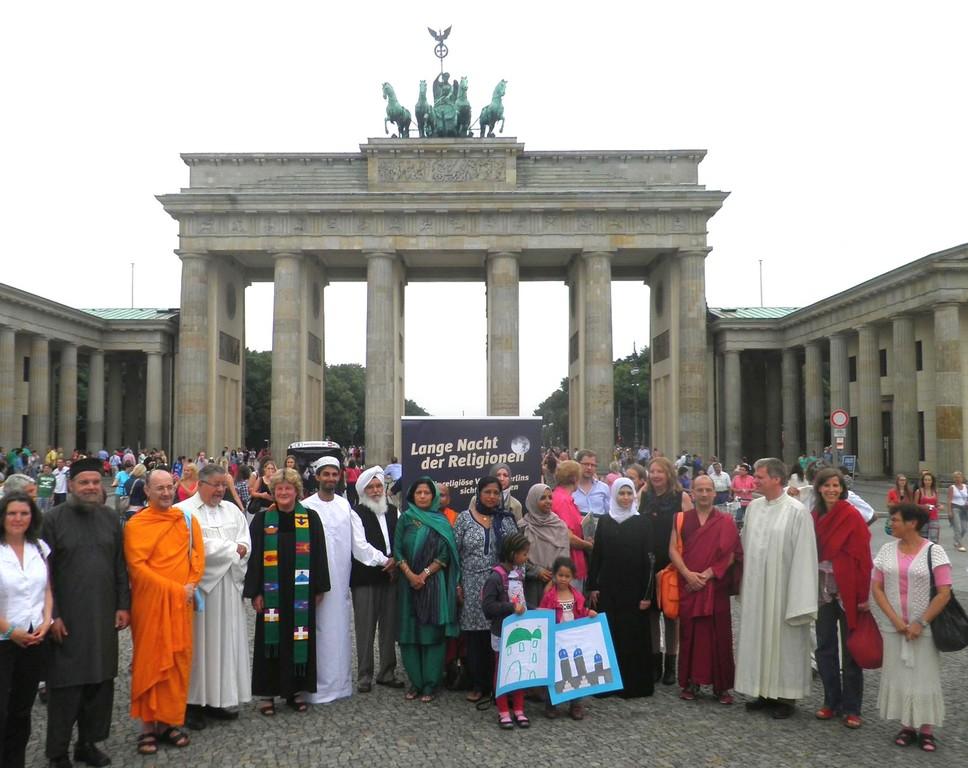 Lange Nacht der Religionen 2014