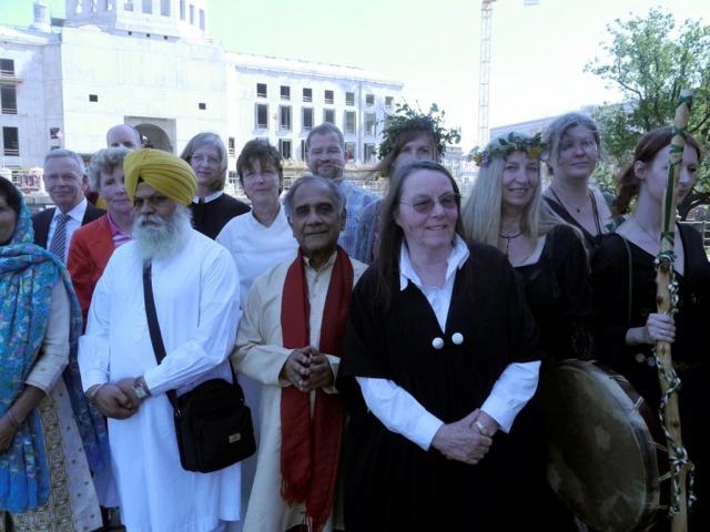 Lange Nacht der Religionen 2015