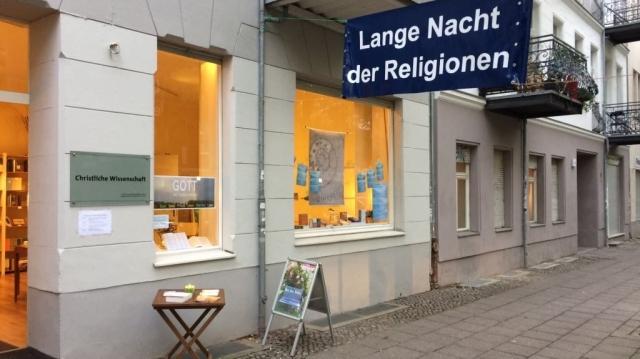 Lange Nacht der Religionen 2016