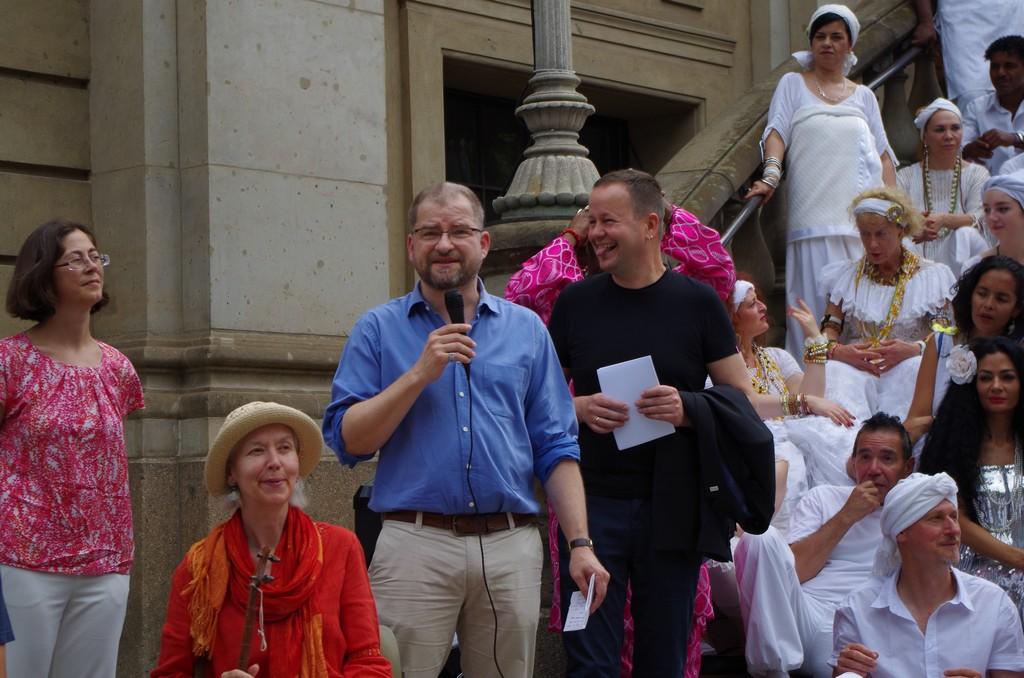15.6.2019 Grußwort von Peter Amsler zur 8. Langen Nacht der Religionen