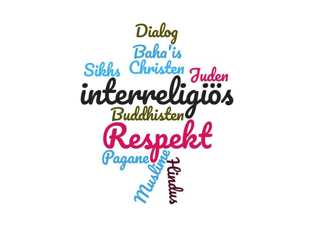 interreligiös