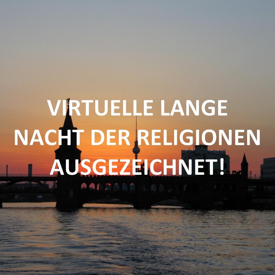 You are currently viewing Lange Nacht der Religionen vom Bündnis für Demokratie und Toleranz ausgezeichnet
