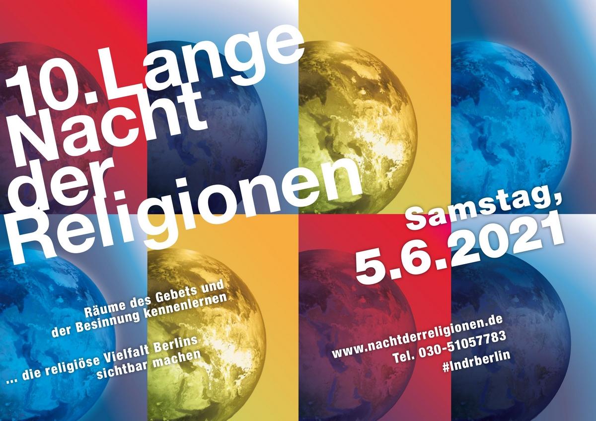 You are currently viewing Mitmachen bei der Langen Nacht der Religionen 2021