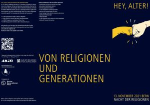 Read more about the article 13. Nacht der Religionen in Bern